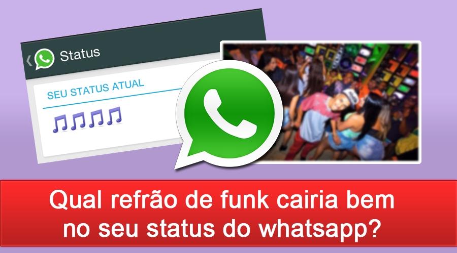 Letras De Funk Para Status Vc66 Ivango